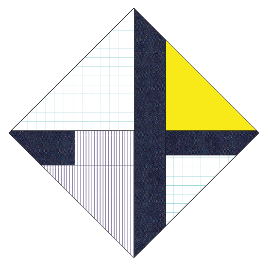 Graphic | kite | Grid