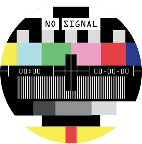 No Signal Logo
