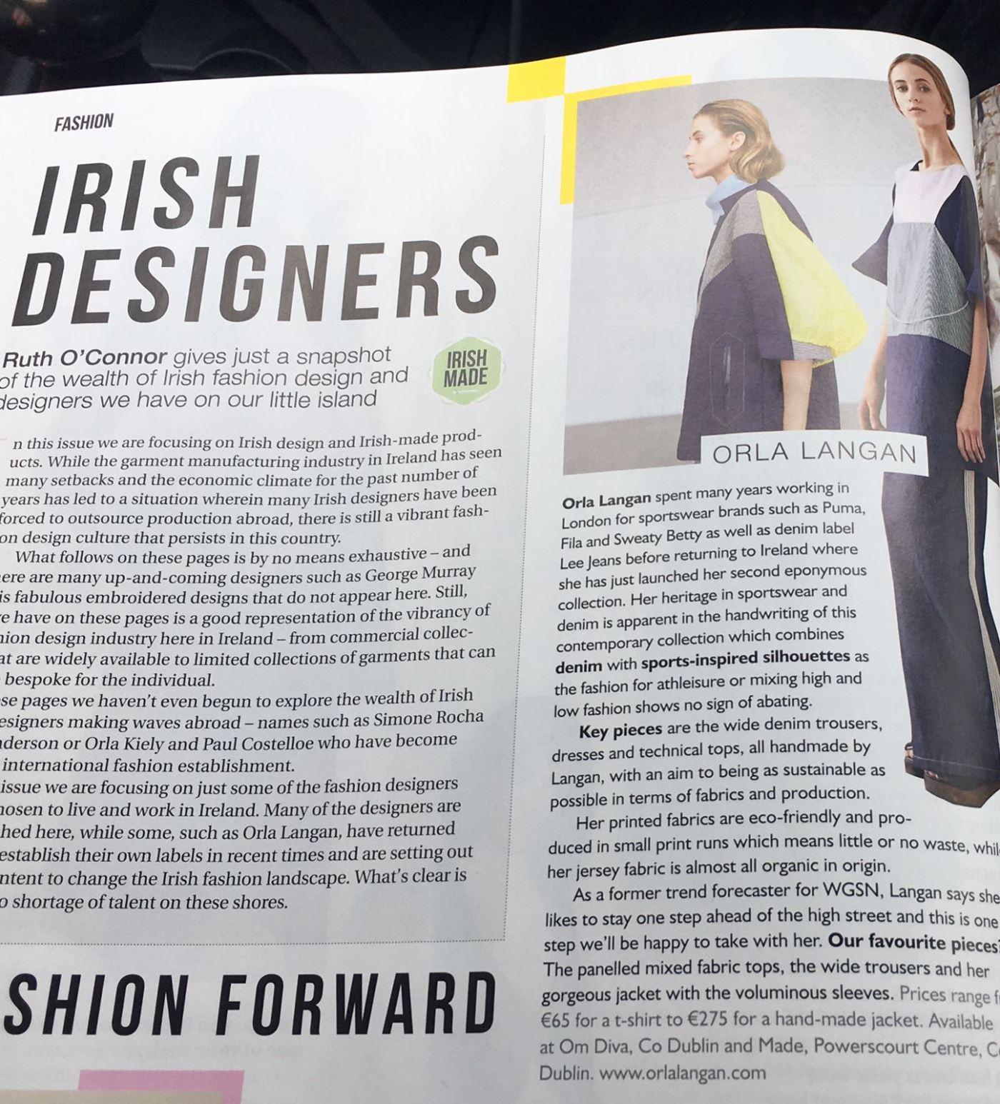 Irish Country Magazine by Ruth O'Connor