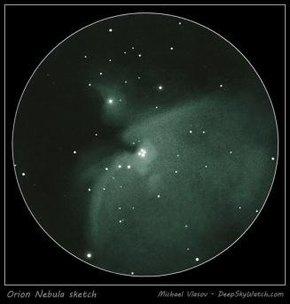 M-42-orion-nebula-sketch