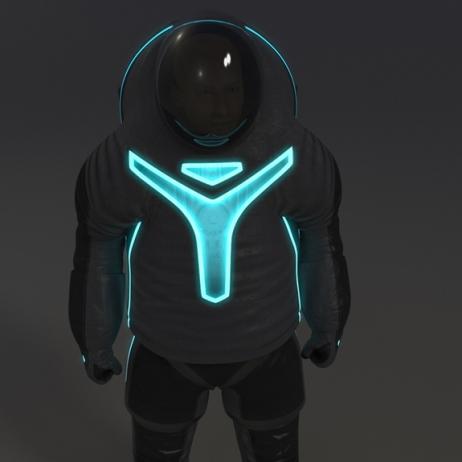 Z-2 Spacesuit