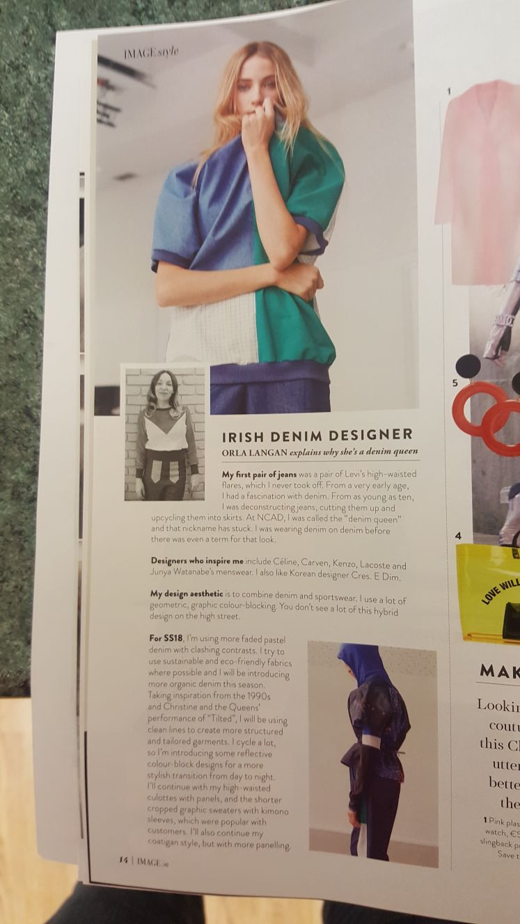 Feature by Marie Kelly Fashion Director IMAGE Magazine & IMAGE.ie